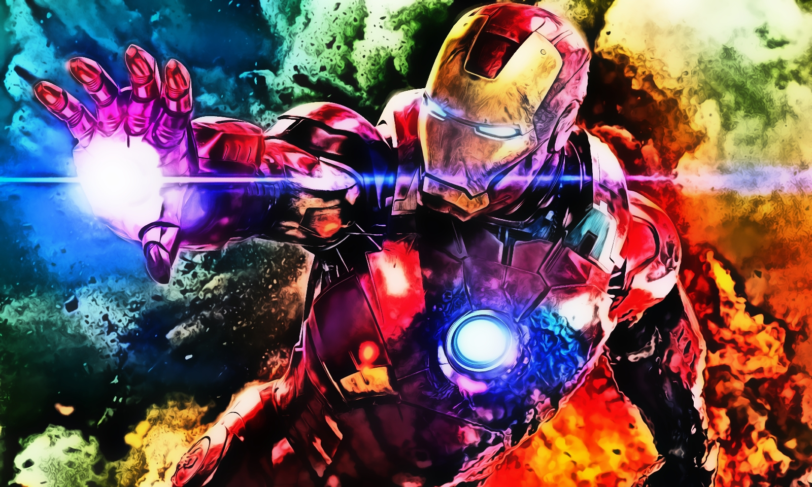 leinwand bild bilder xxl pop art iron man comic avengers x. Black Bedroom Furniture Sets. Home Design Ideas