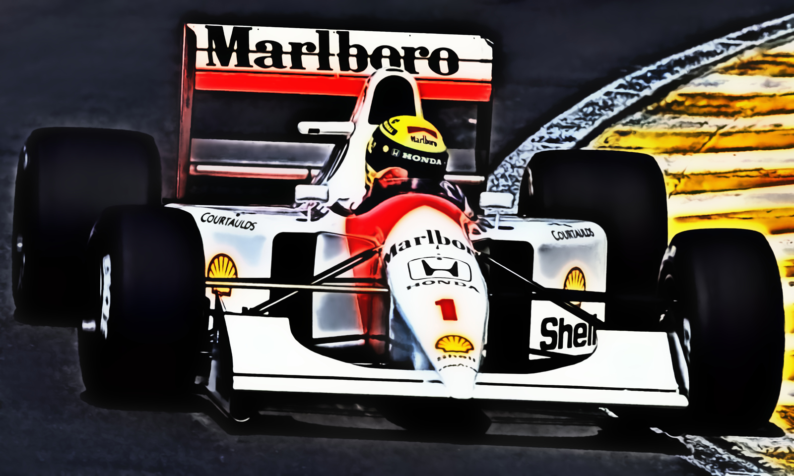 poster xxl pop art ayrton senna formel 1 mc laren ferrari lotus 150x90 ebay. Black Bedroom Furniture Sets. Home Design Ideas